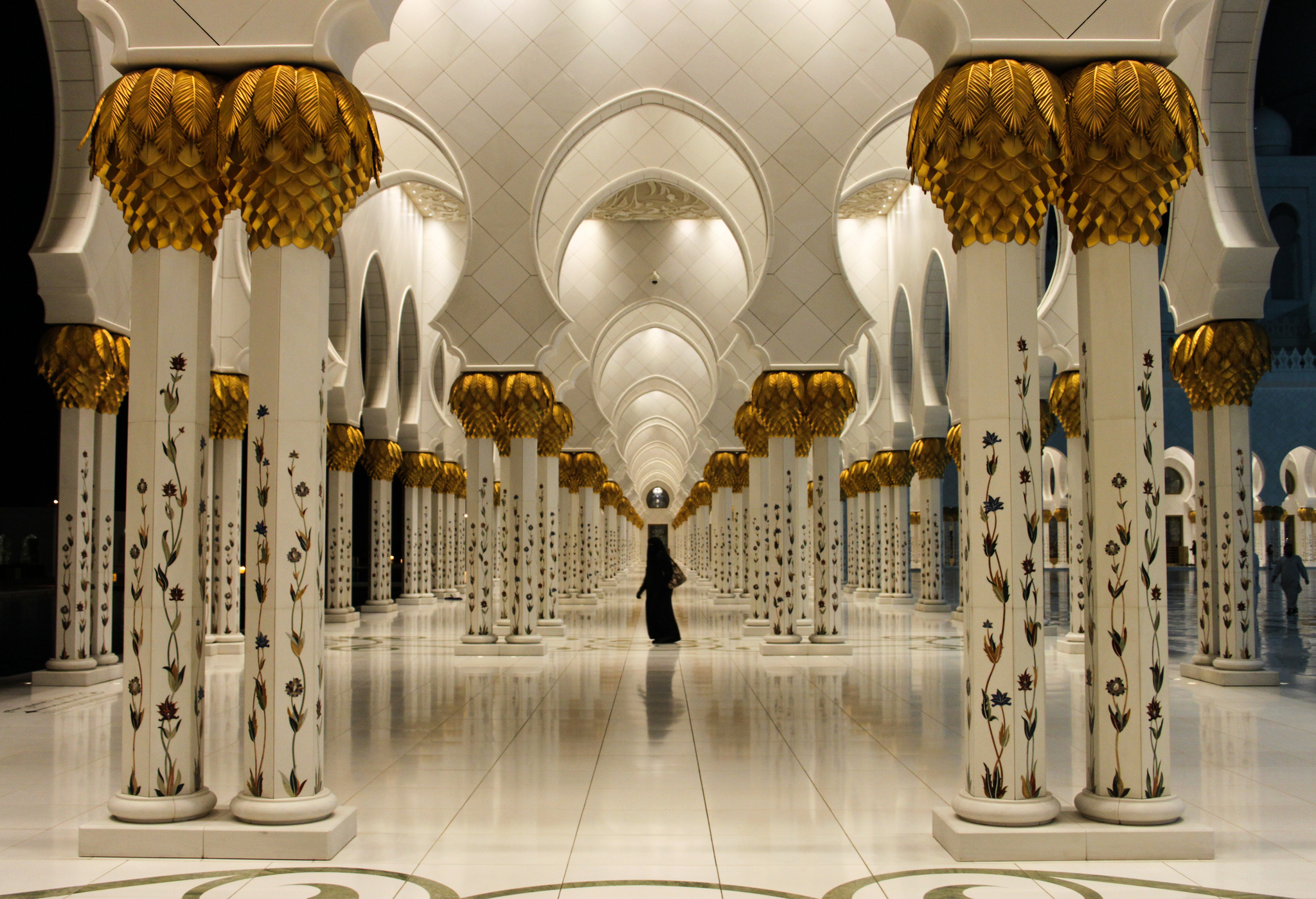 Sheikh Zayed Grand Mosque - United Arab Emirates