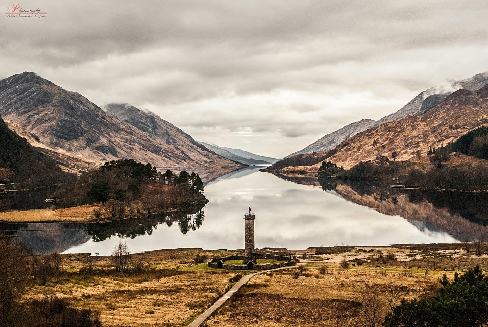 Glenfinnan Monument - United Kingdom