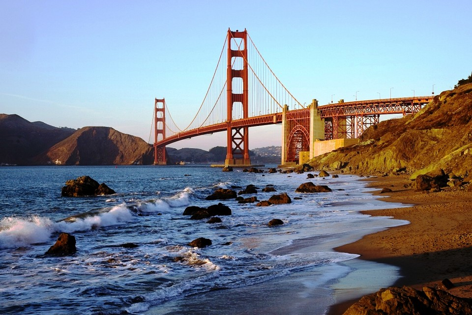 Golden Gate Bridge - United States