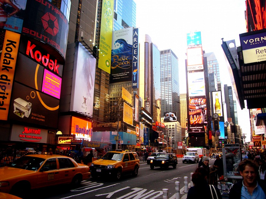 Times Square - New York City - United States