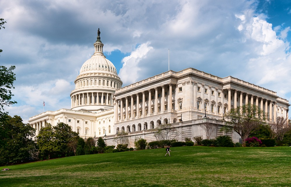 Capitol Hill - United States Capitol