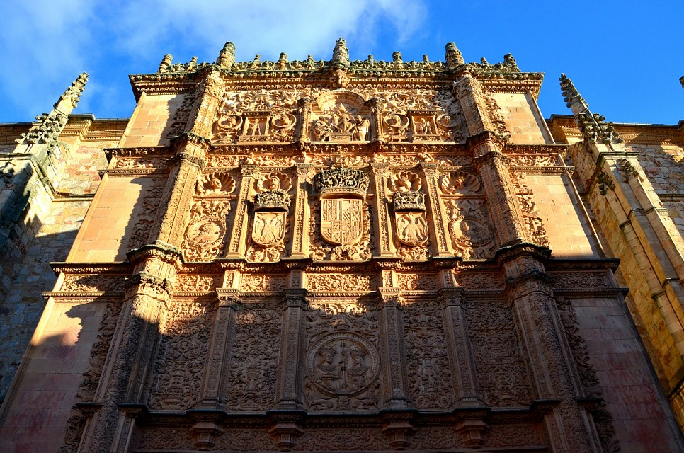 Universidad de Salamanca - University of Salamanca
