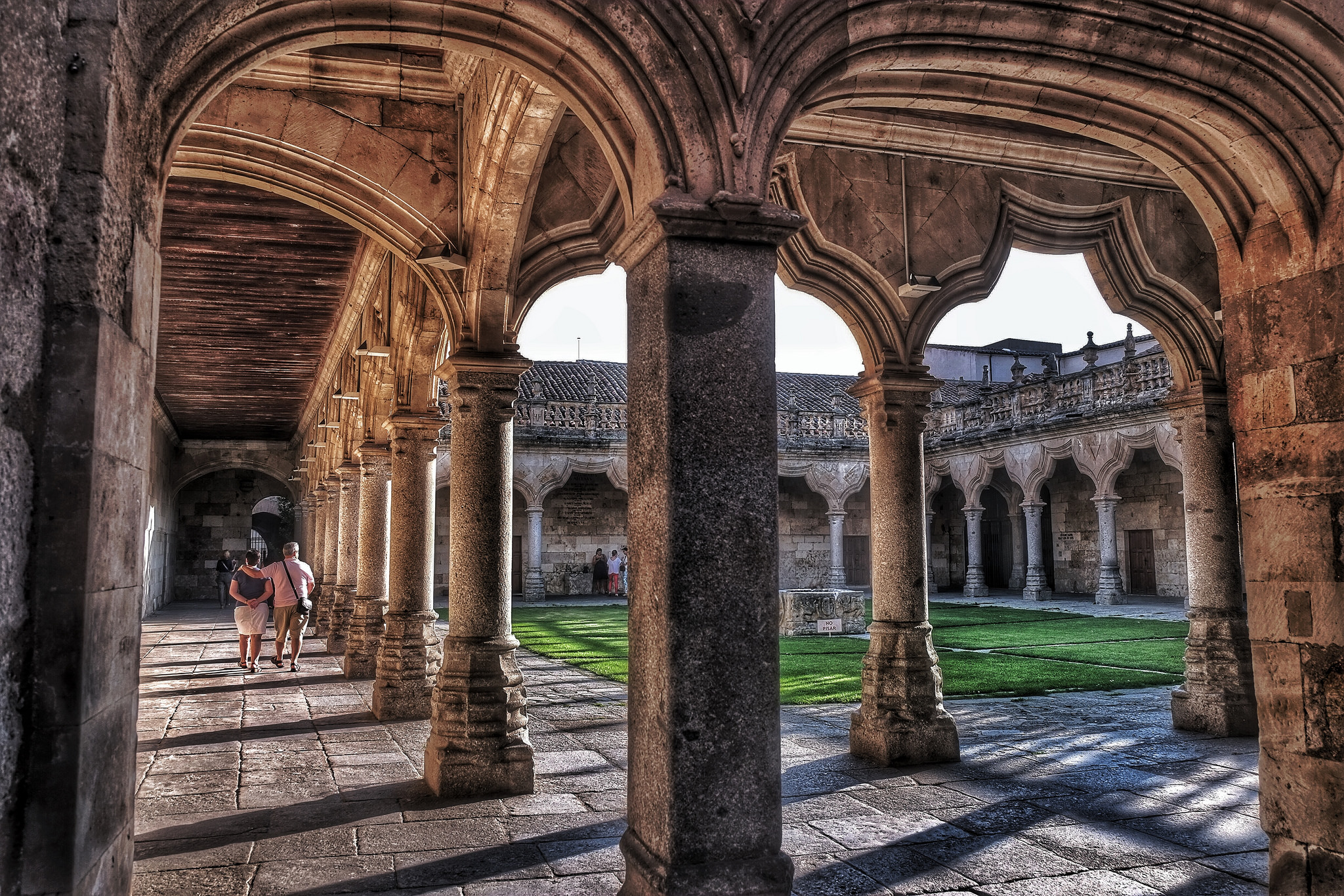 University of salamanca public building in salamanca thousand wonders - Fotos universidad de salamanca ...