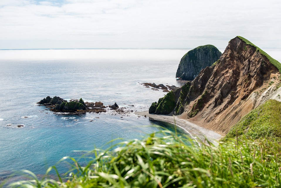 Kuril islands, Ushishir - Ushishir