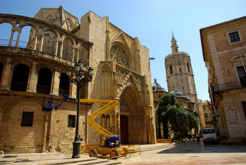 Cathedral of Valencia - Valencia Cathedral