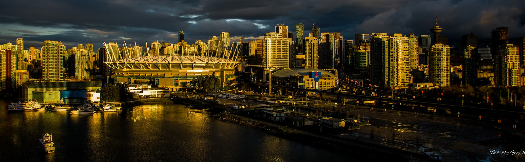 2015 - Vancouver - Sun-up - Vancouver