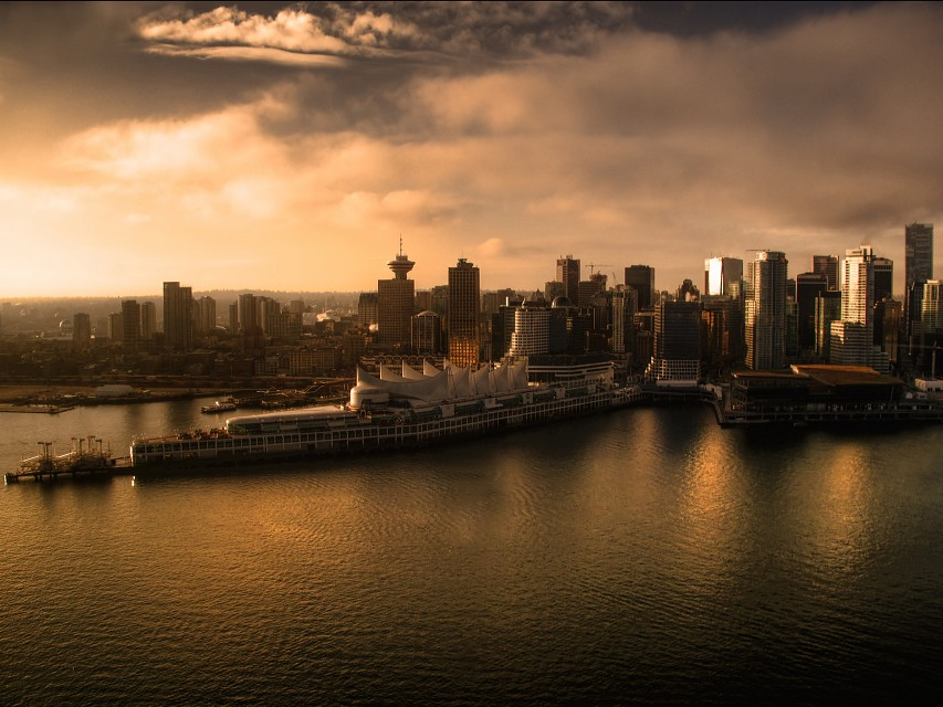 Eyes of the World - Vancouver