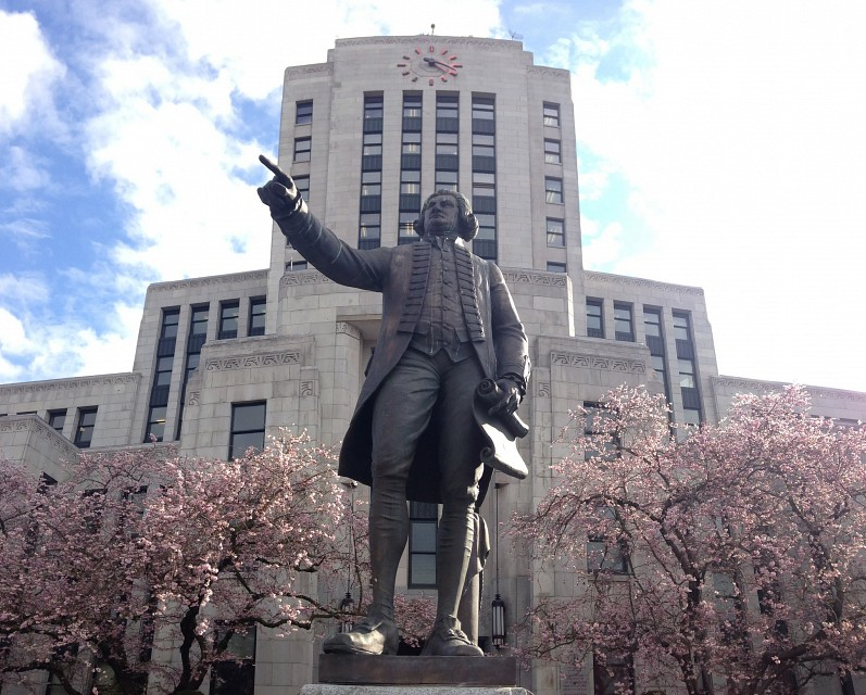 City Hall - Spring 2014 - Vancouver City Hall