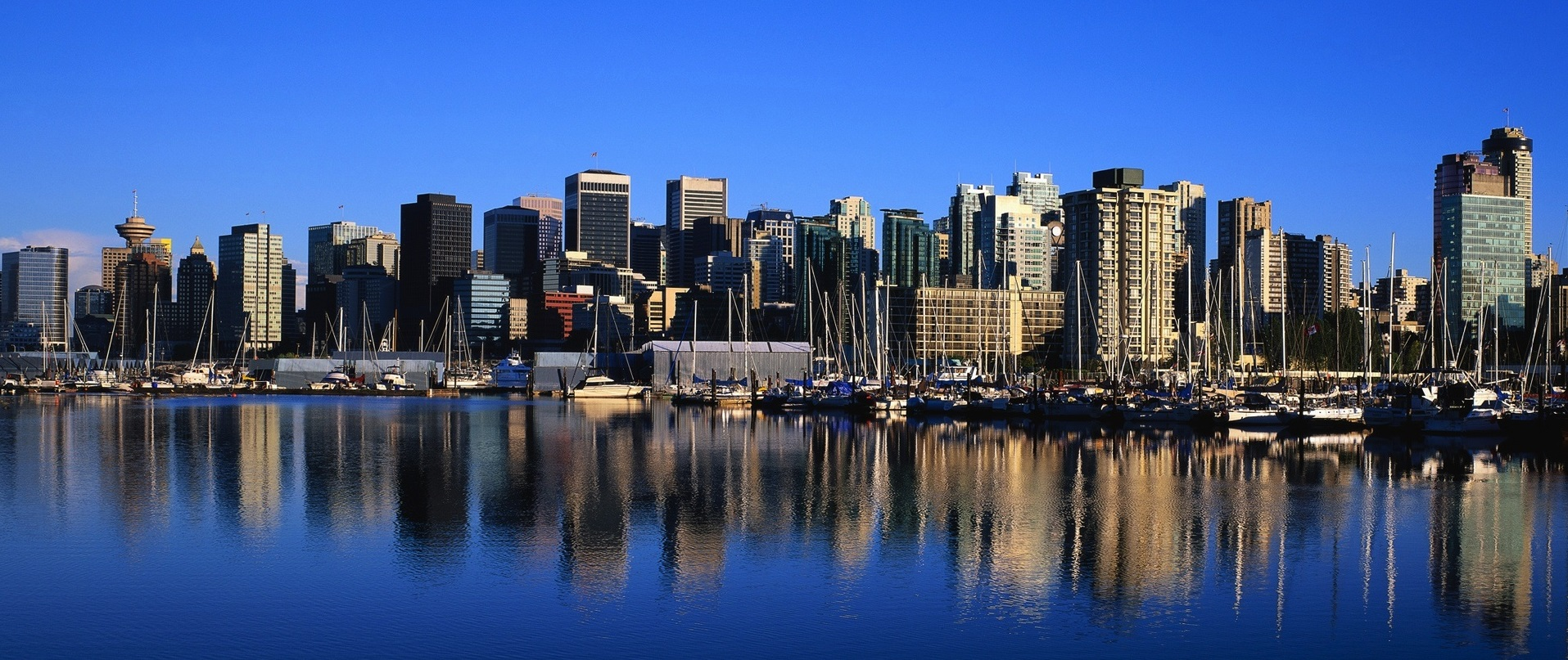 Vancouver City In British Columbia Thousand Wonders