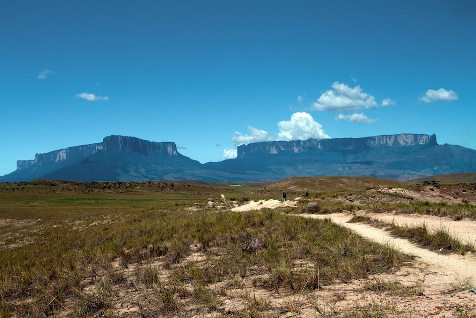 Mount Roraima and Kukenán - Venezuela