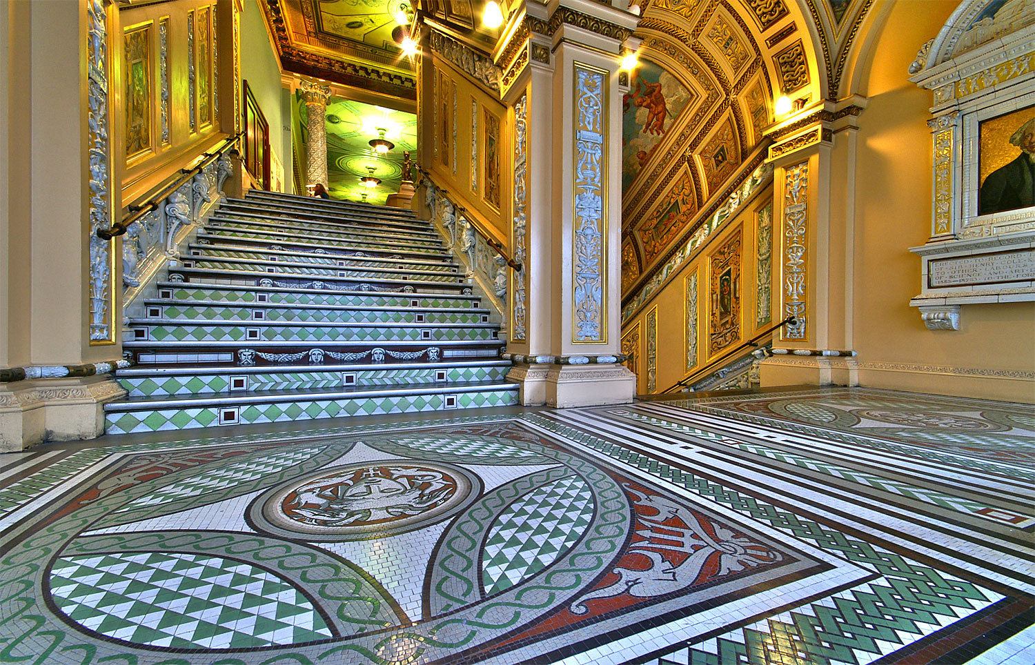The victoria and albert museum review essay