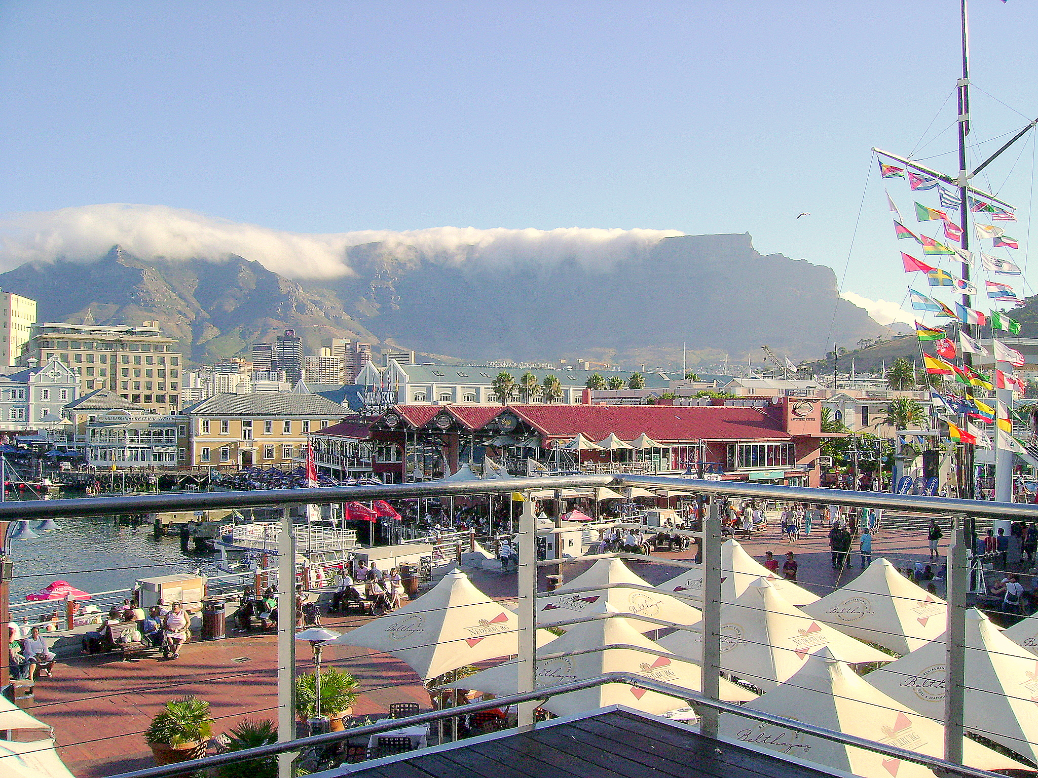 392463bf8b7b2 Victoria and Alfred Waterfront - in Cape Town - Thousand Wonders