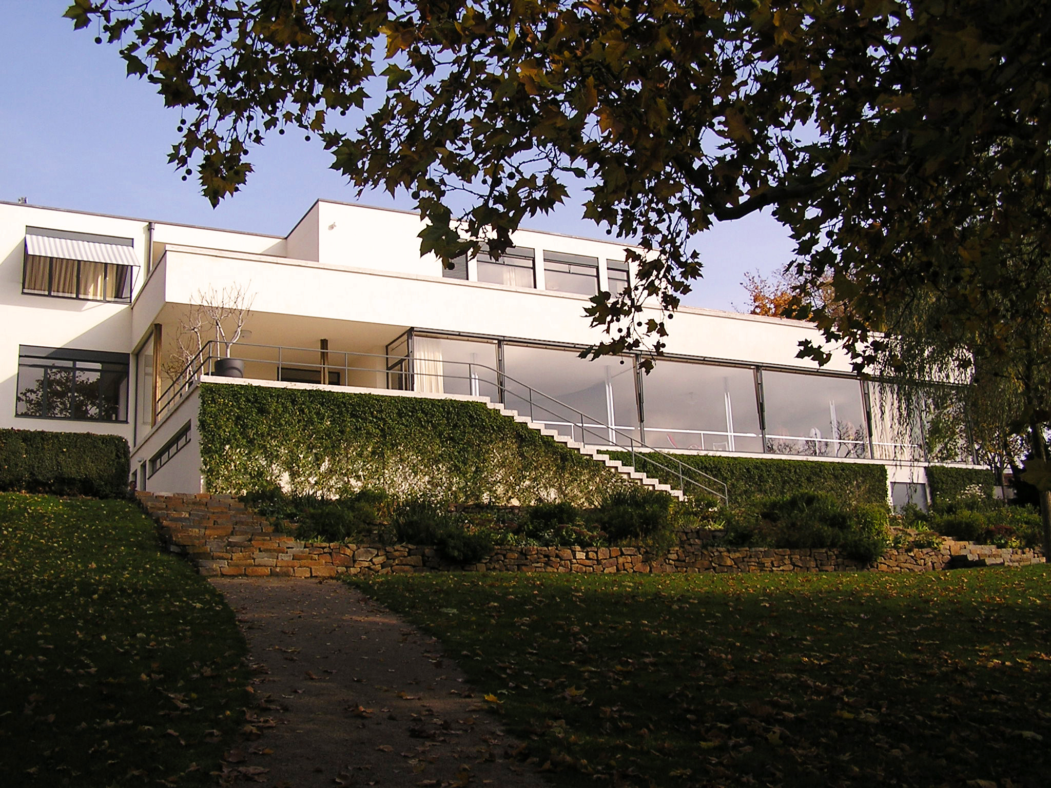 Villa Tugendhat villa tugendhat residence in brno thousand wonders