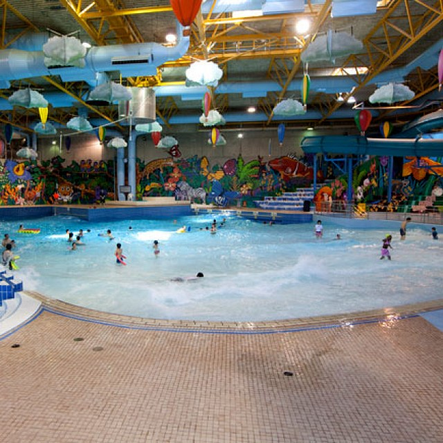 Village Square Leisure Centre Theme Park In Calgary Thousand Wonders