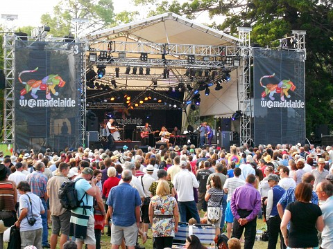 WOMADelaide 2012 - Adelaide