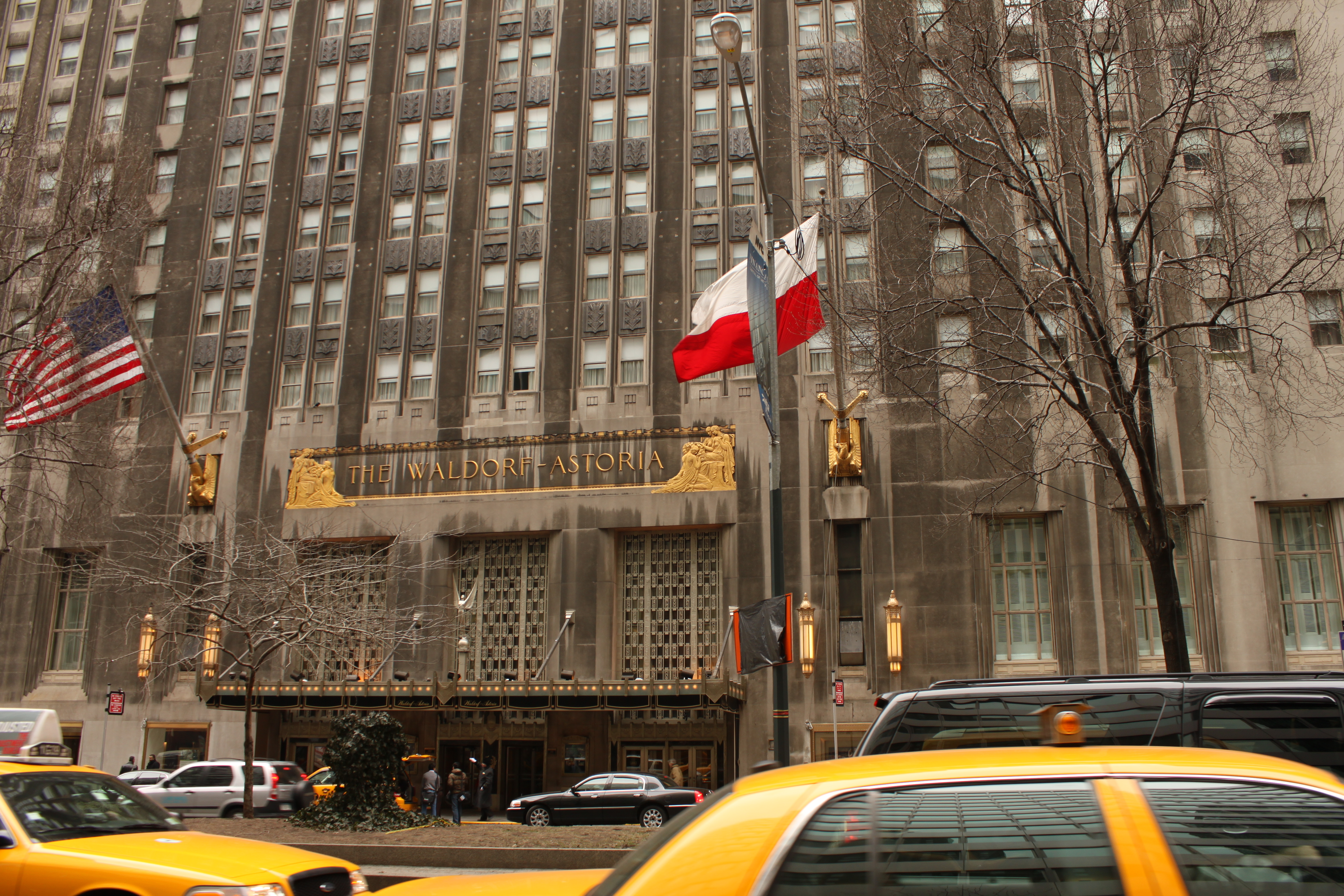Waldorf astoria new york hotel in new york city for Hotel new astoria