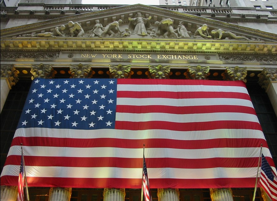 NYSE - New York Stock Exchange - Wall