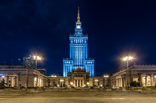 Palace Of Science and Culture, Warsaw - Warsaw