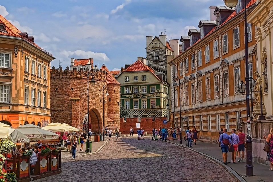 Old Town, Warsaw -