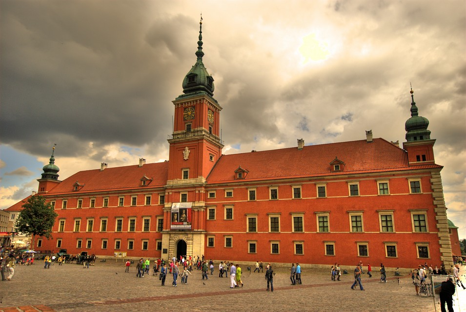 The Royal Castle in Warsaw - Warsaw