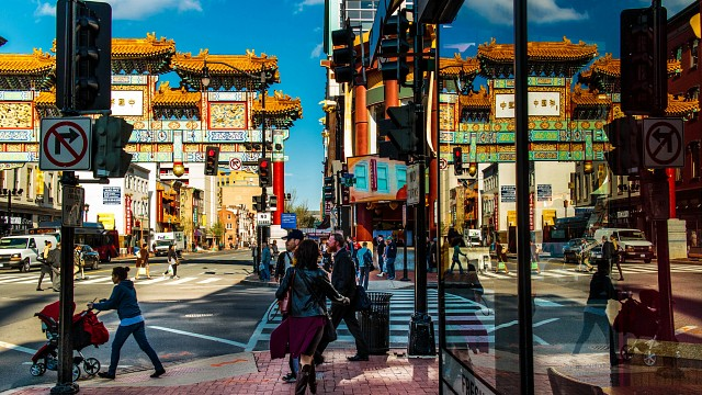 Chinatown Washington