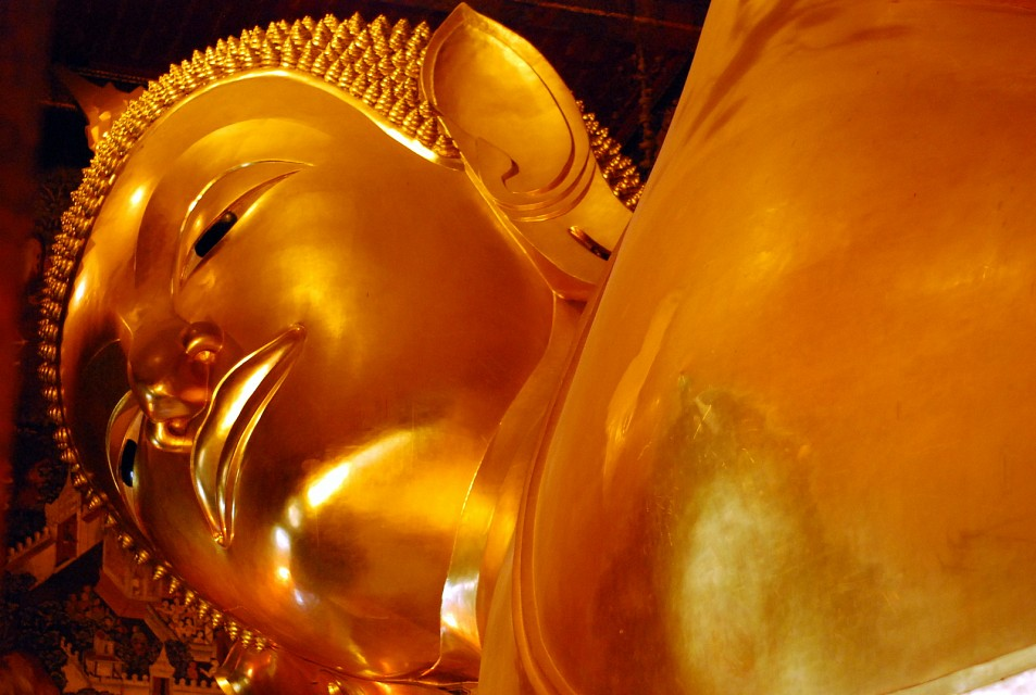 Reclining Buddha at Wat Pho - Wat Pho