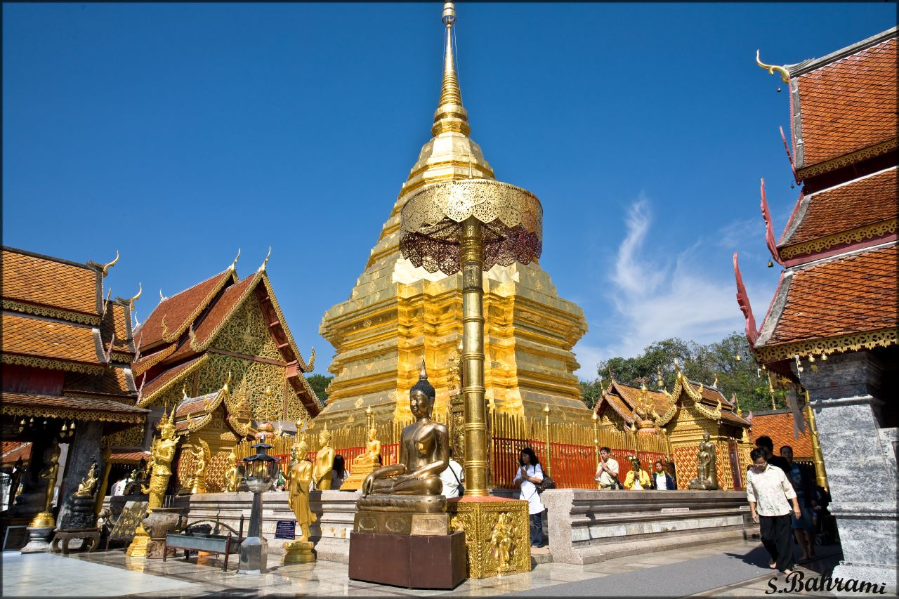 Wat Phra That Doi Suthep - Temple in Chiang Mai - Thousand Wonders