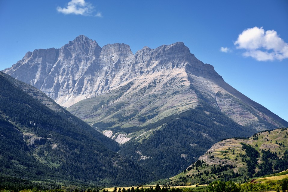 Mount Blakiston - Waterton Lakes National Park