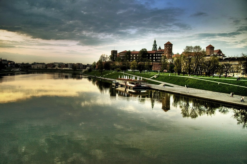 krakow: the castle - Wawel Castle