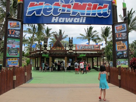 Wet'n'Wild Hawaii