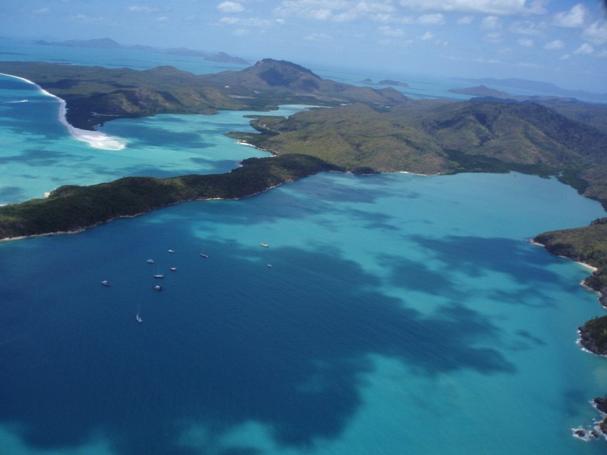 Whitsundays - Whitsunday Island