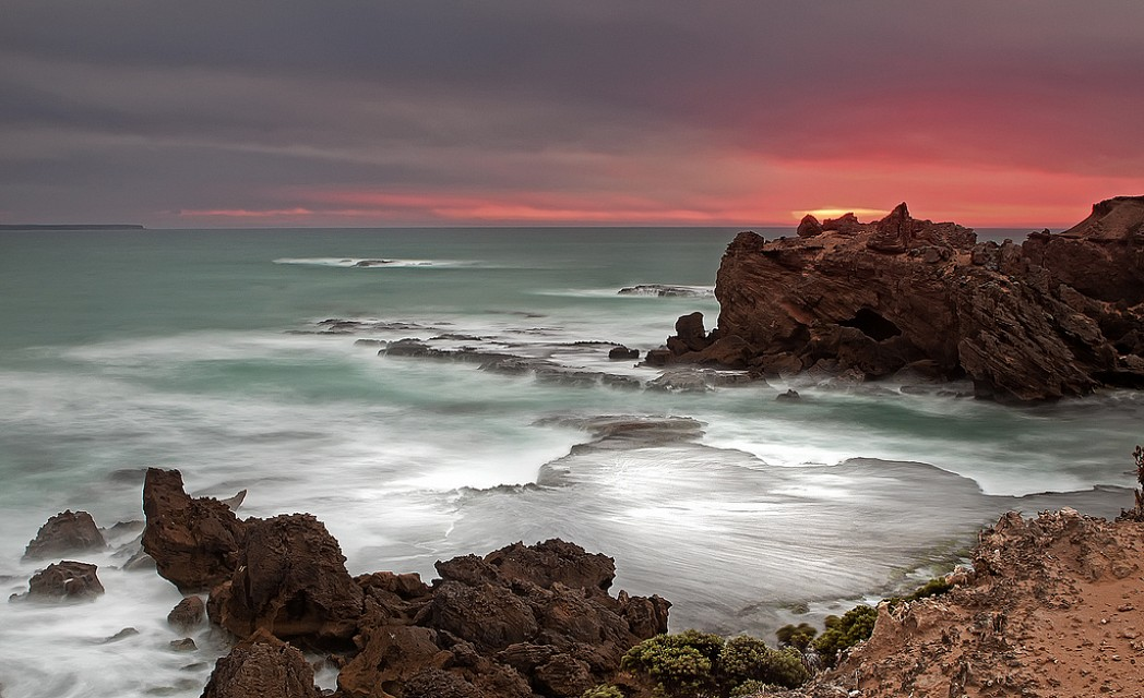 Craggy ! ~Xplawed ~ - Wilsons Promontory National Park