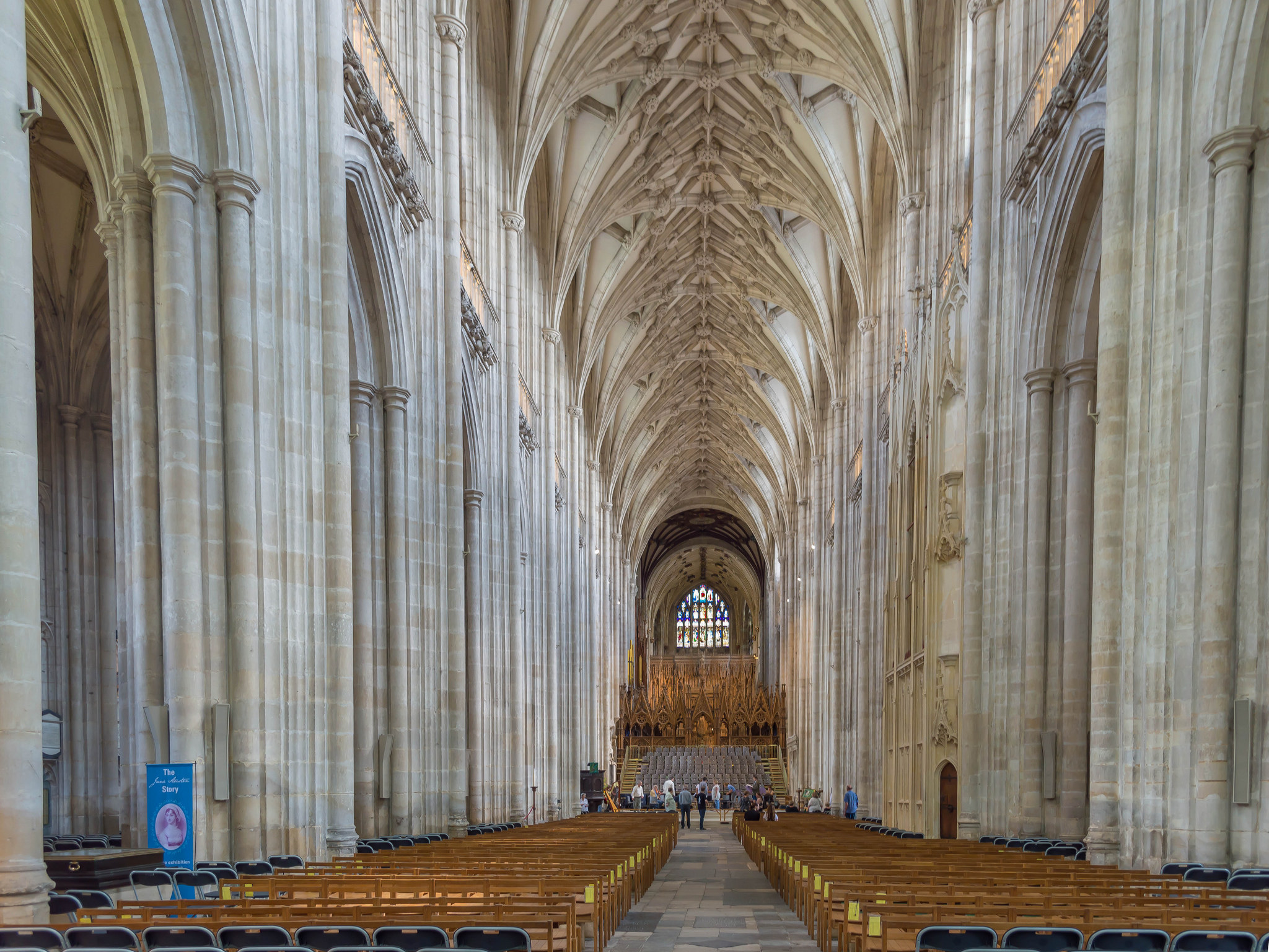 Winchester Cathedral Church In England Thousand Wonders