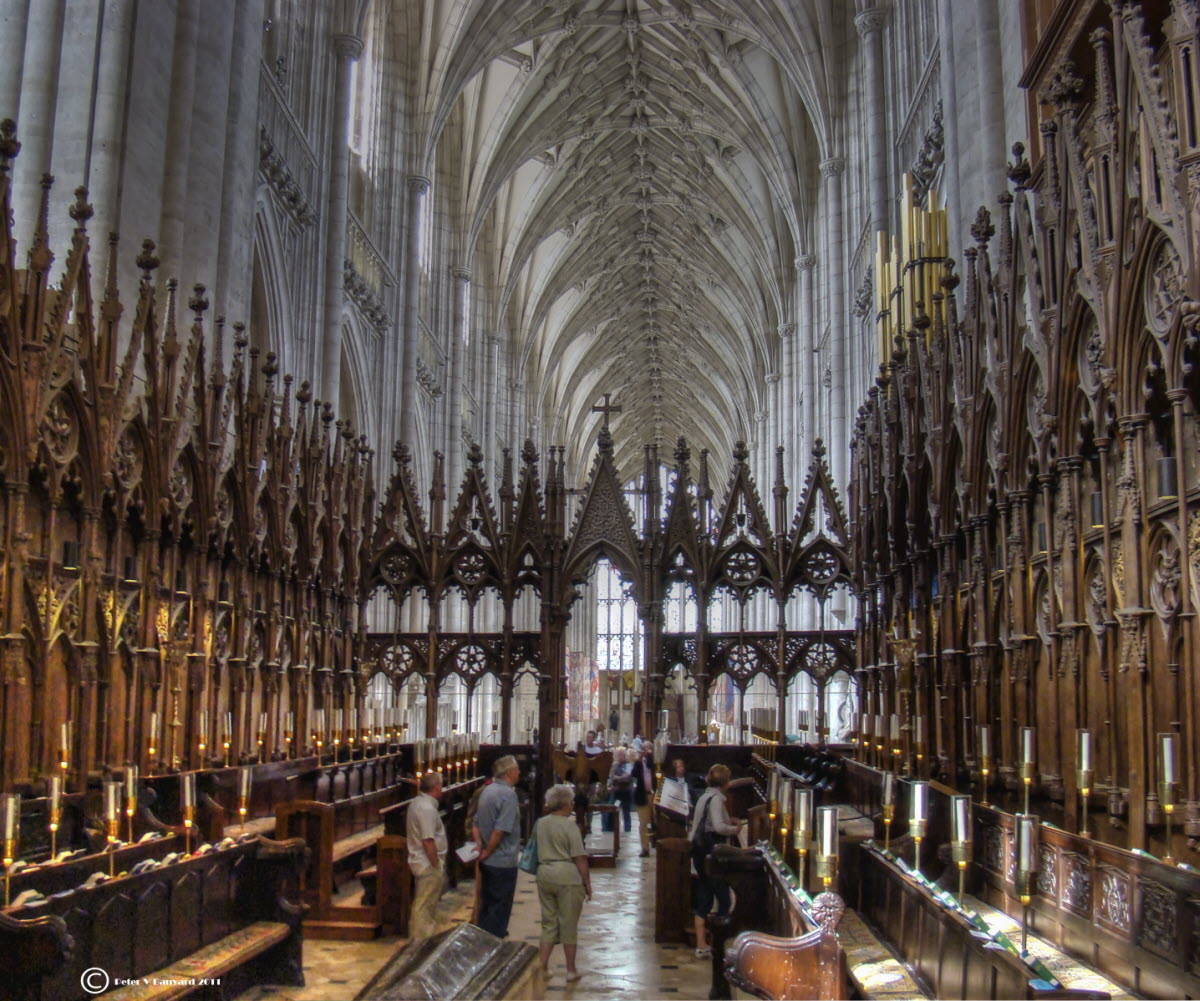Southampton To Winchester >> Winchester Cathedral - Church in England - Thousand Wonders
