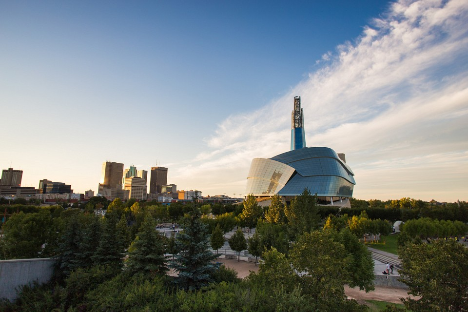 Canadian Museum for Human Rights - Winnipeg