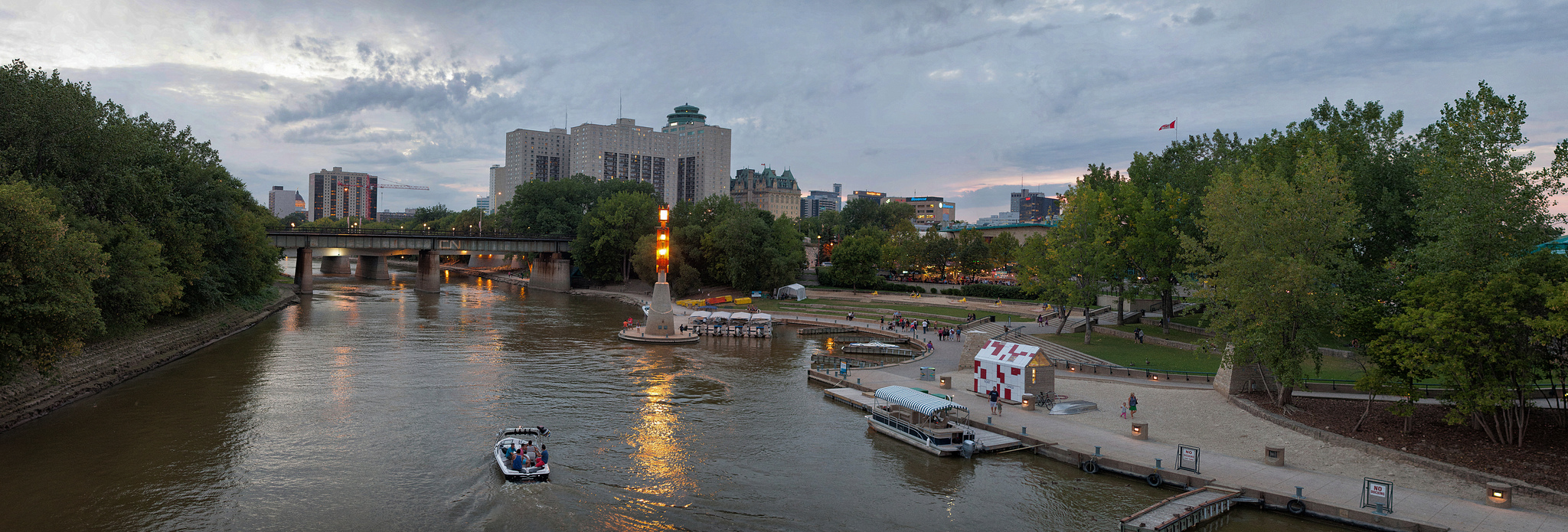 The Forks, Winnipeg, Manitoba