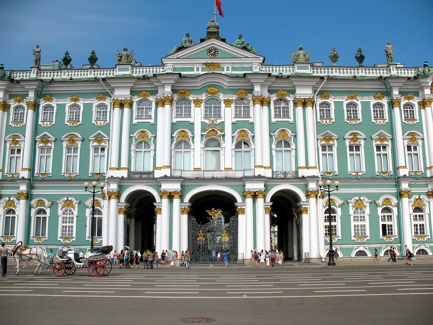 Saint Petersburg 73 - Winter Palace