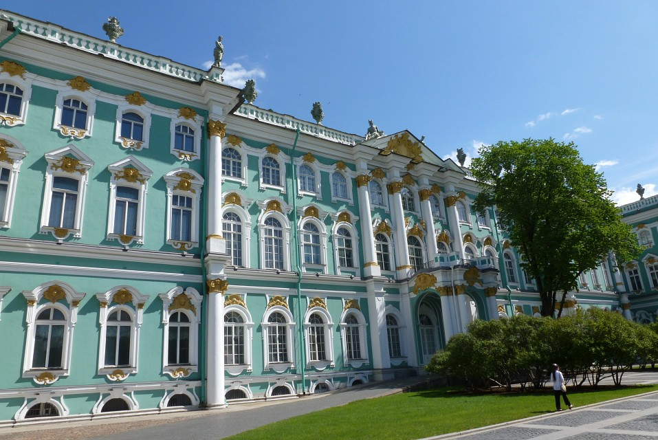 Winter Palace - Winter Palace