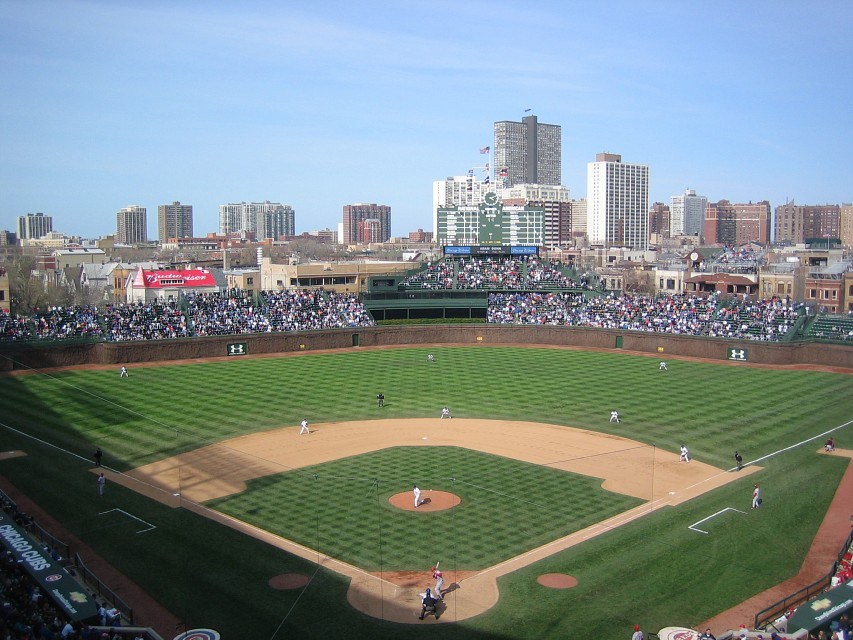 The View - Wrigley Field