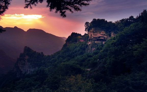 Wudang Mountains