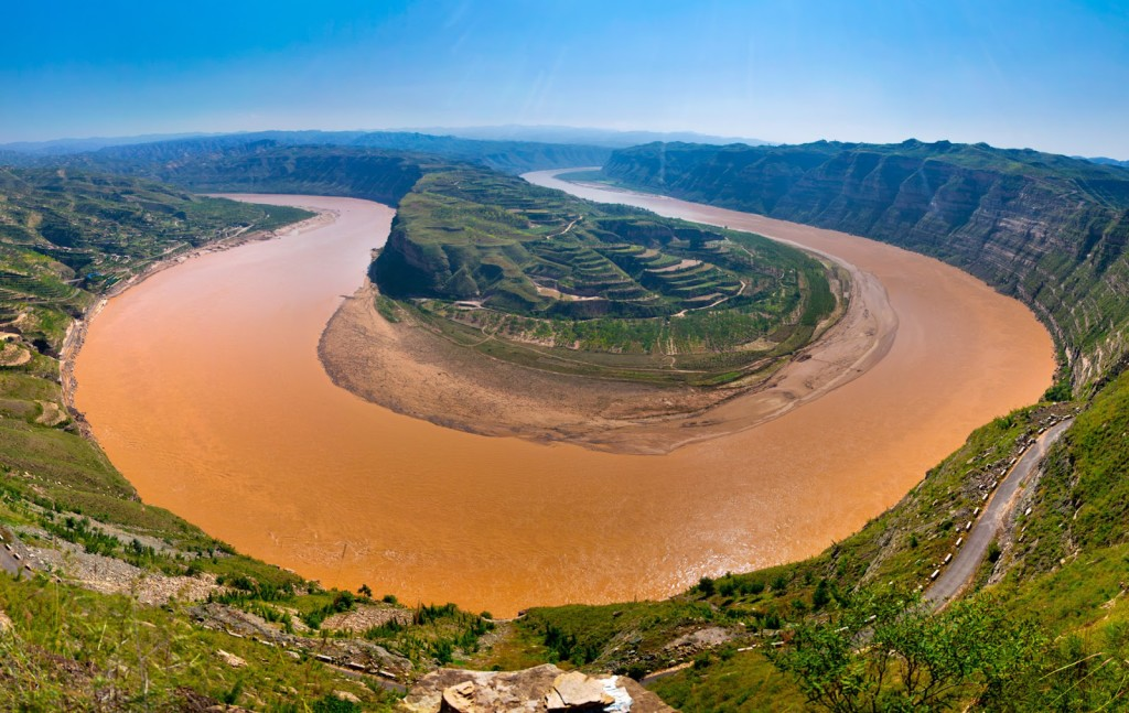 Yellow River - River In China