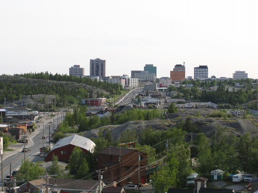 Downtown_Yellowknife_2 - Yellowknife