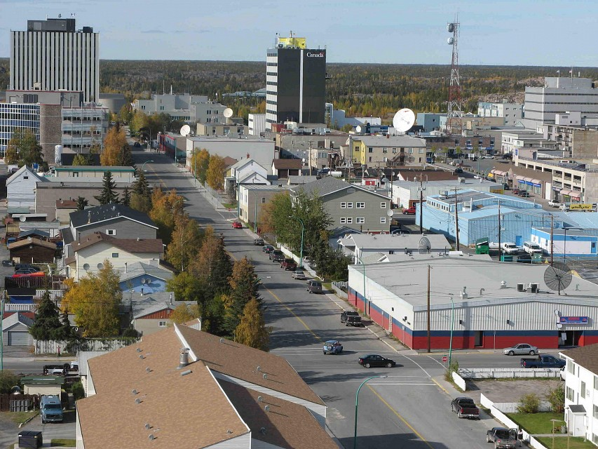 title_Yellowknife - Yellowknife