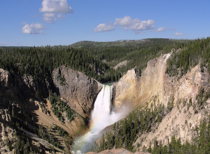 - Yellowstone Lower