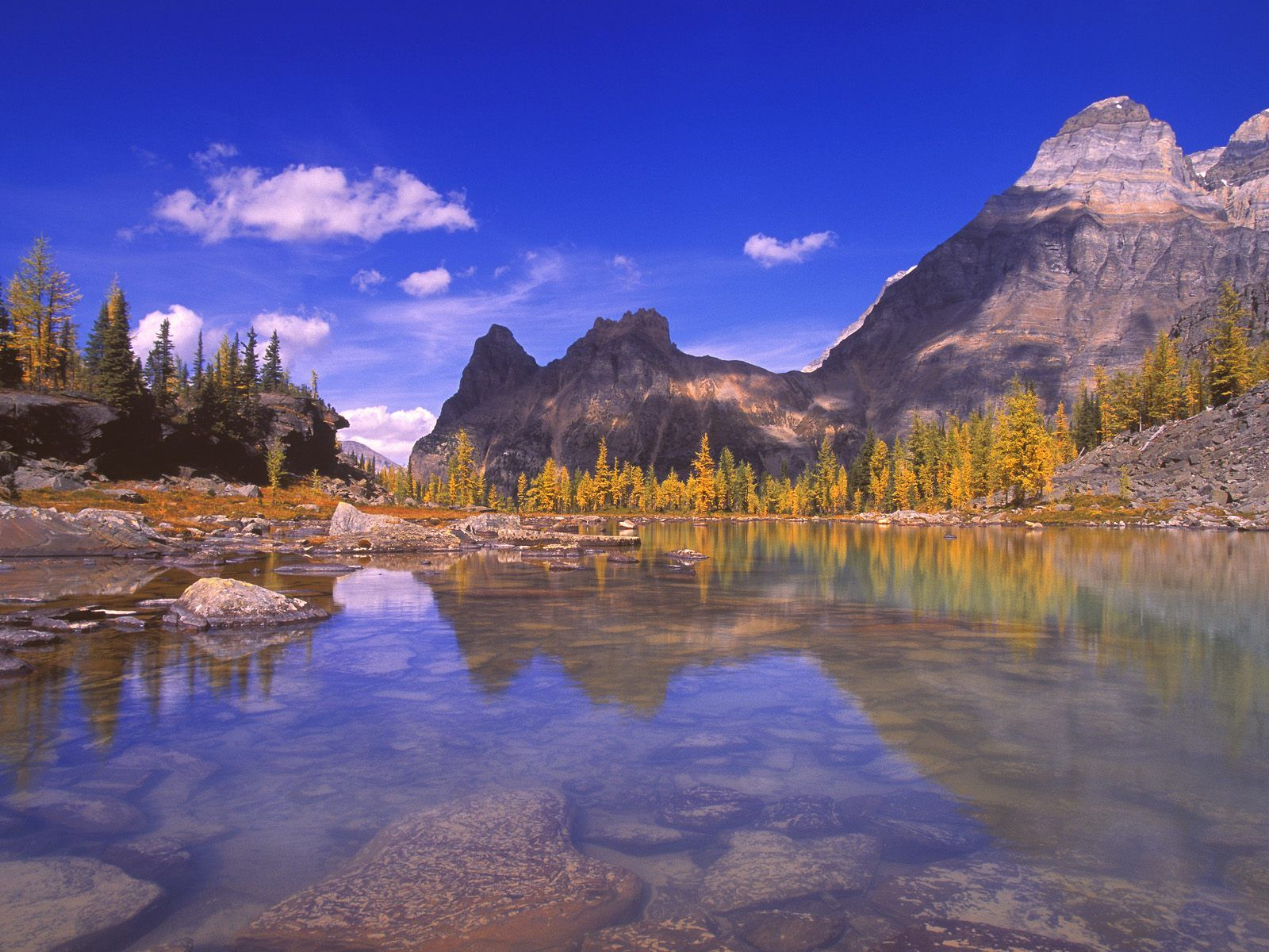 Yoho National Park National Park In British Columbia