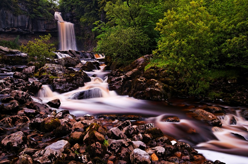 Thornton Force - Yorkshire Dales National Park