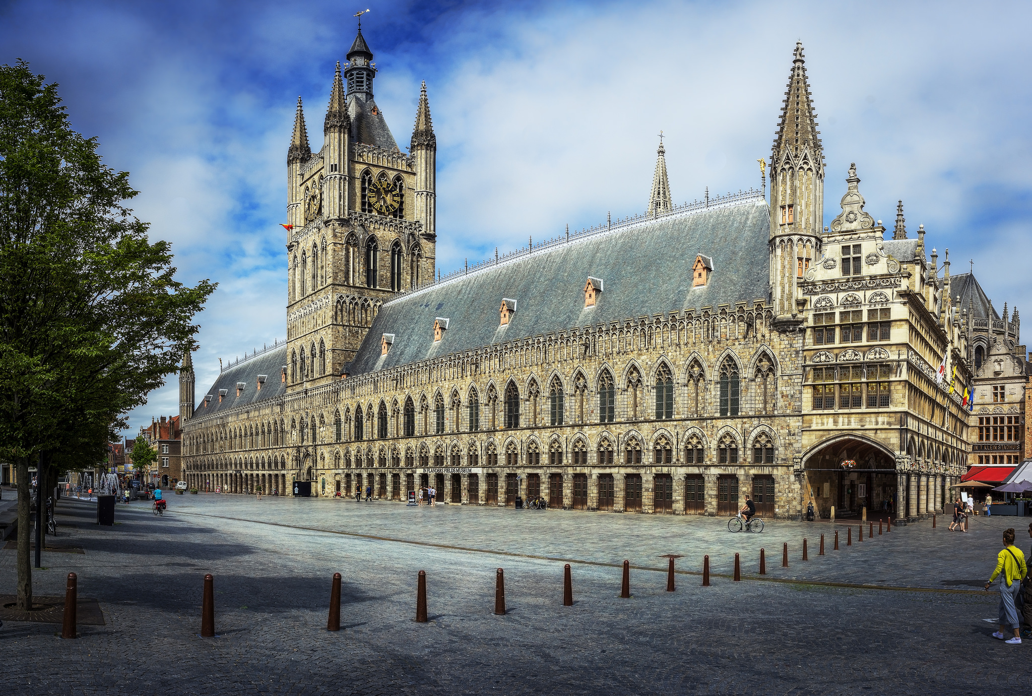 ypres town in belgium thousand wonders